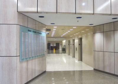 建物に入ったところにエレベーターがあります。