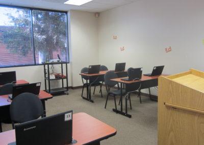 TOEFLの教室