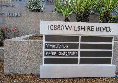 建物の看板